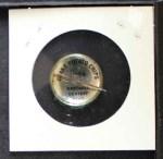 1964 Cranes Potato Chip Pin #8   Houston Colt 45s Back Thumbnail