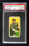 1909 T206  Rube Geyer  Front Thumbnail