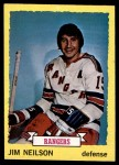 1973 Topps #123  Jim Neilson   Front Thumbnail