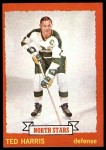 1973 Topps #14  Ted Harris   Front Thumbnail