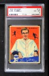 1934 Goudey #12  Carl Hubbell  Front Thumbnail