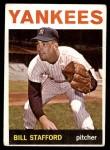 1964 Topps #299  Bill Stafford  Front Thumbnail