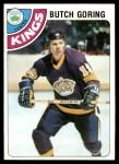 1978 Topps #151  Butch Goring  Front Thumbnail