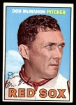 1967 Topps #7  Don McMahon  Front Thumbnail