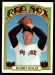 1972 Topps #266  Bobby Bolin  Front Thumbnail