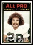 1974 Topps #143   -  Bill Bradley All-Pro Front Thumbnail