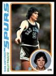 1978 Topps #91  Billy Paultz  Front Thumbnail