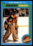 1979 Topps #167  Gary Bromley  Front Thumbnail