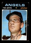 1971 Topps #526  Ray Jarvis  Front Thumbnail