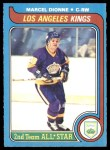 1979 O-Pee-Chee #160  Marcel Dionne  Front Thumbnail