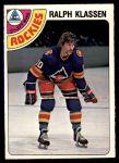 1978 O-Pee-Chee #346  Ralph Klassen  Front Thumbnail
