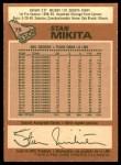 1978 O-Pee-Chee #75  Stan Mikita  Back Thumbnail