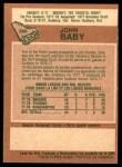 1978 O-Pee-Chee #366  John Baby  Back Thumbnail