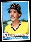 1979 Topps #661  Bruce Kison  Front Thumbnail