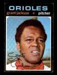 1971 Topps #392  Grant Jackson  Front Thumbnail