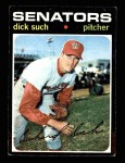 1971 Topps #283  Dick Such  Front Thumbnail