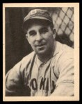 1939 Play Ball #110  Fred Fitzsimmons  Front Thumbnail