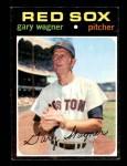 1971 Topps #473   -  Gary Wagner    Front Thumbnail