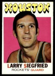 1971 Topps #36  Larry Siegfried   Front Thumbnail
