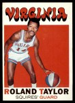 1971 Topps #173  Roland Taylor  Front Thumbnail