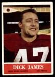 1964 Philadelphia #118  Dick James   Front Thumbnail