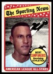 1969 Topps #423   -  Bert Campaneris All-Star Front Thumbnail