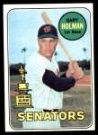1969 Topps #361  Gary Holman  Front Thumbnail