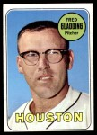 1969 Topps #58  Fred Gladding  Front Thumbnail