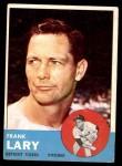 1963 Topps #140  Frank Lary  Front Thumbnail