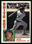 1984 Topps #177  Jerry Hairston  Front Thumbnail
