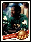 1979 Topps #110  Nate Archibald  Front Thumbnail