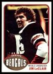 1976 Topps #52  Jim LeClair   Front Thumbnail