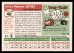 2004 Topps Heritage #40 PT Chipper Jones  Back Thumbnail