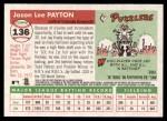 2004 Topps Heritage #136  Jay Payton  Back Thumbnail