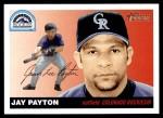 2004 Topps Heritage #136  Jay Payton  Front Thumbnail