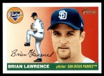 2004 Topps Heritage #197  Brian Lawrence  Front Thumbnail