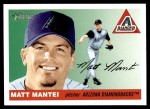 2004 Topps Heritage #106  Matt Mantei  Front Thumbnail