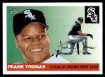 2004 Topps Heritage #120 NEW Frank Thomas   Front Thumbnail