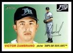 2004 Topps Heritage #201  Victor Zambrano  Front Thumbnail