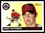 2004 Topps Heritage #383  Casey Kotchman  Front Thumbnail