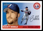 2004 Topps Heritage #267  Rocky Biddle  Front Thumbnail
