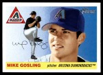 2004 Topps Heritage #330  Mike Gosling  Front Thumbnail