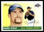 2004 Topps Heritage #382  Danny Kolb  Front Thumbnail