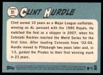 2014 Topps Heritage #91  Clint Hurdle  Back Thumbnail