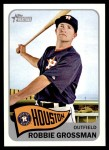 2014 Topps Heritage #183  Robbie Grossman  Front Thumbnail