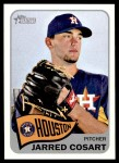 2014 Topps Heritage #240  Jarred Cosart  Front Thumbnail