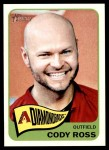 2014 Topps Heritage #355  Cody Ross  Front Thumbnail