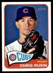 2014 Topps Heritage #372  Chris Rusin  Front Thumbnail