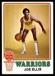 1973 Topps #171  Joe Ellis  Front Thumbnail