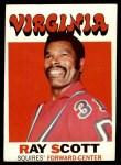 1971 Topps #227  Ray Scott  Front Thumbnail
